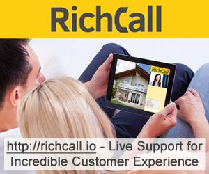 RichCall - video chat and live support for contact centers